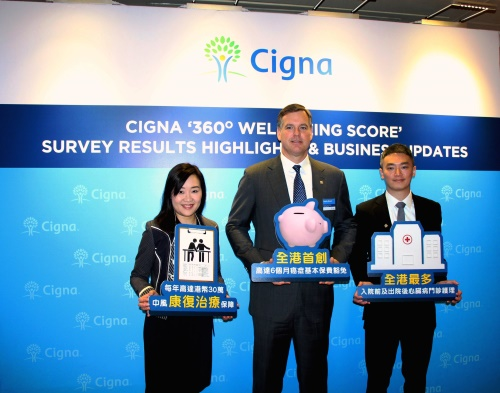 Cigna HK - best insurance company in HK